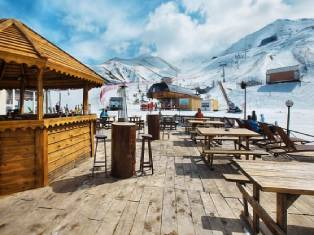 Новый горнолыжный курорт - Паландокен фото №1