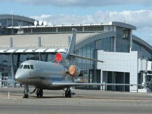 """Аэропорт """"Киев"""" (Жуляны) закроют на 10 дней"""