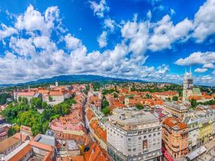 Новое авиасообщение  между Загребом и Киевом появится со 2 июня фото №1