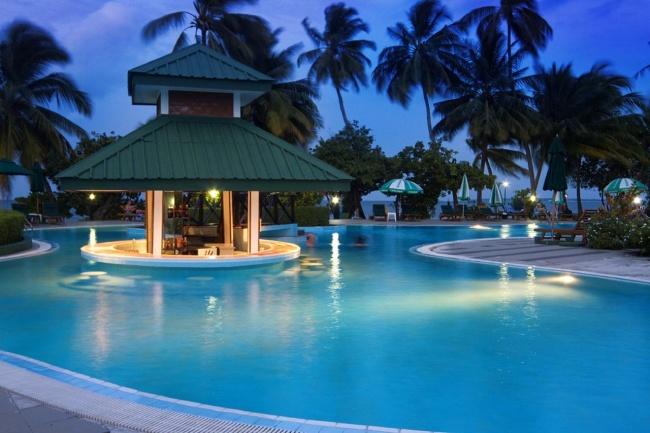 Мальдивы Equator Village 3* фото №3