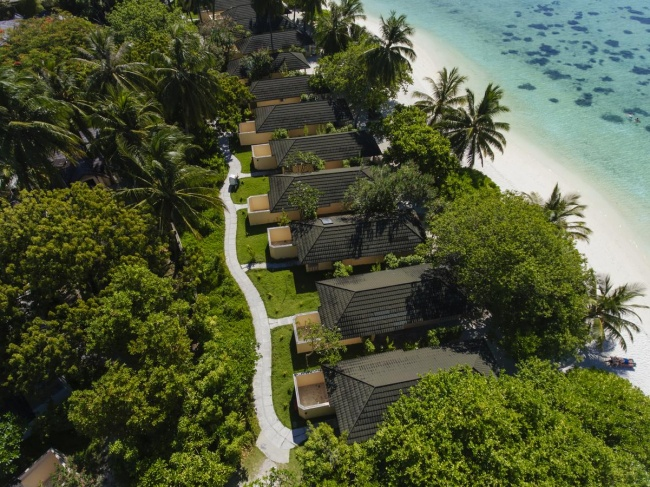 Мальдивы Holiday Island Resort 4* фото №2