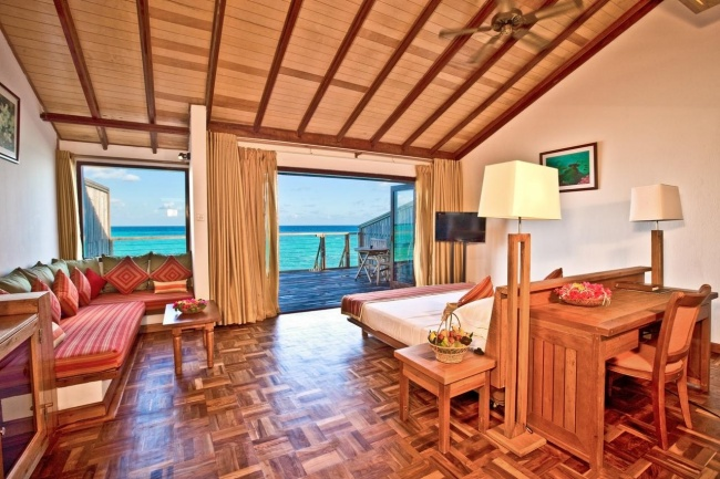 Мальдивы Reethi Beach Resort 4*