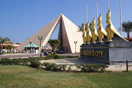 Египет Golden Five Paradise 5*