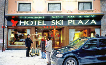 Андорра Ski Plaza 5*