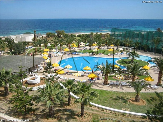 Тунис Riu Imperial Marhaba 5*