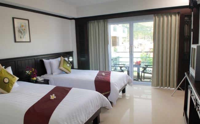 Таиланд First Residence Hotel 3* фото №1