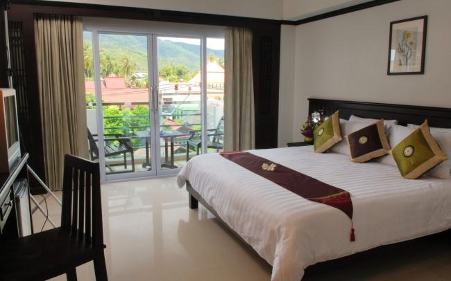 Таиланд First Residence Hotel 3* фото №2