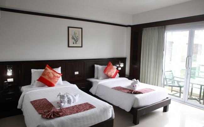Таиланд First Residence Hotel 3* фото №4