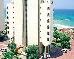 Израиль Residence Beach Hotel Netanya 3*