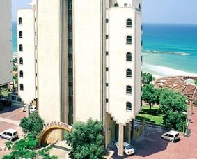 Residence Beach Hotel Netanya 3*