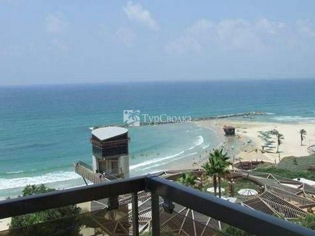 Израиль Residence Beach Hotel Netanya 3* фото №3