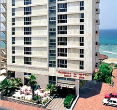 Residence Hotel Netanya 3*
