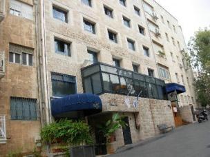 Montefiore Hotel Jerusalem 3*