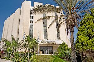 Park Hotel Jerusalem 3*