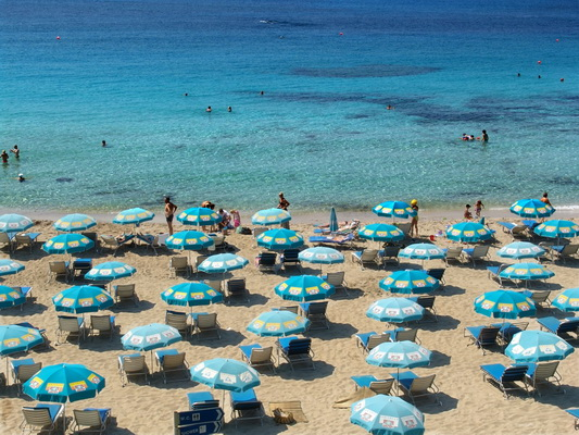 Кипр Bella Napa 3* фото №4