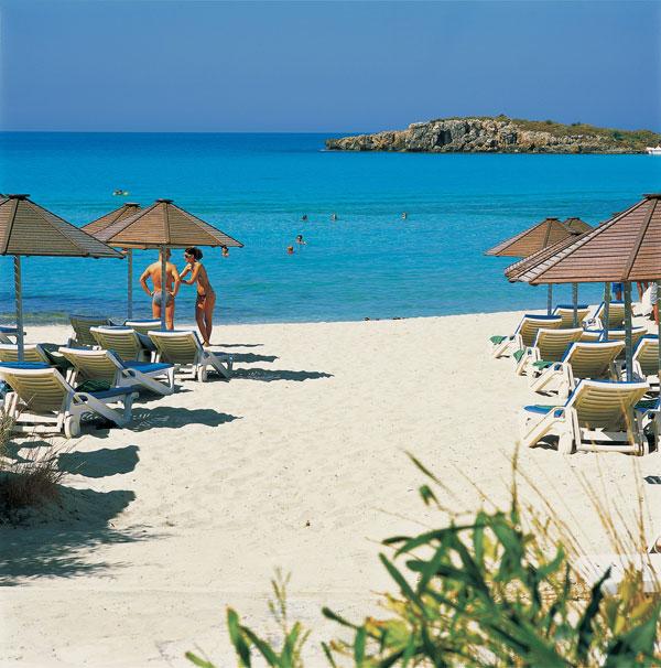 Кипр Nissi Beach Holiday Resort 4* фото №2