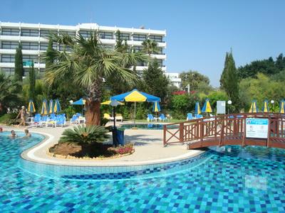 Кипр Melissi Beach 4* фото №2
