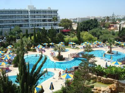 Кипр Melissi Beach 4* фото №4
