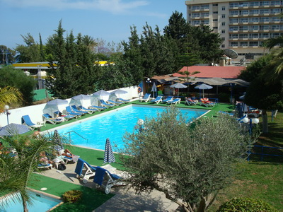 Кипр Caravel 2*