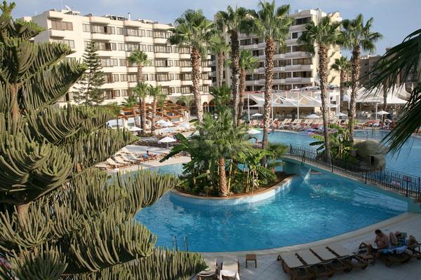 Кипр Atlantica Oasis 4*