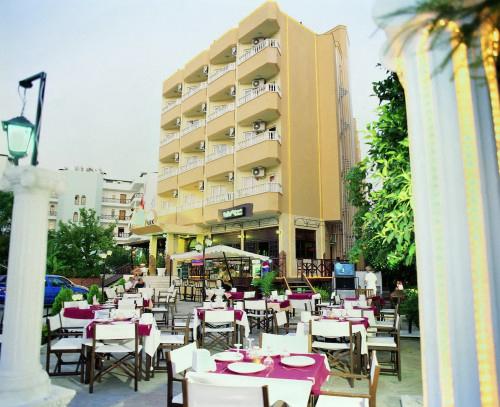 Турция Aegean Park Hotel 3* фото №2