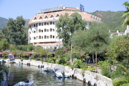 Турция Fortuna Beach Hotel 4* фото №1