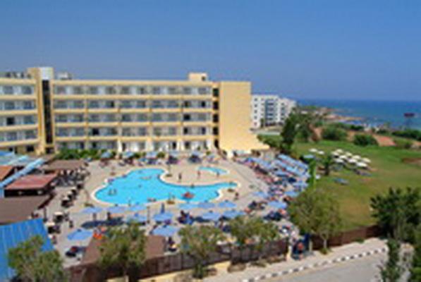 Кипр Odessa Hotel 4* фото №1