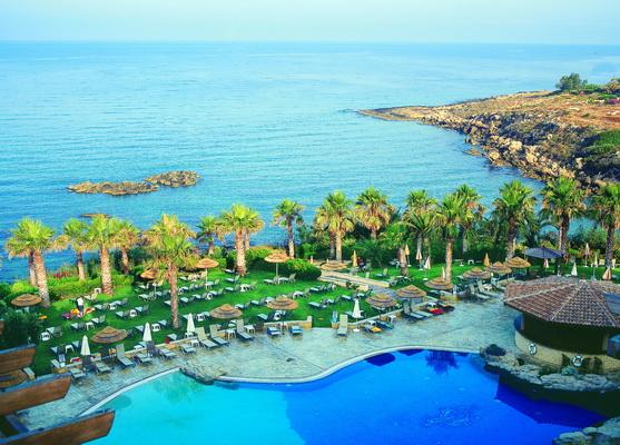Кипр Atlantica Golden Beach 4* фото №1