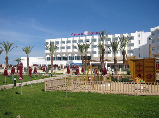 Кипр Crown Resorts Horizon 4*