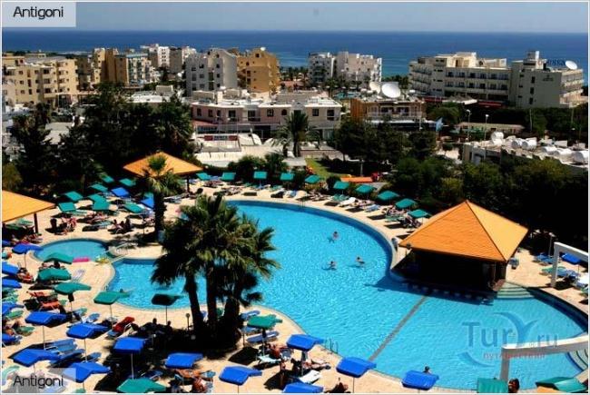 Кипр Antigoni 3* фото №1
