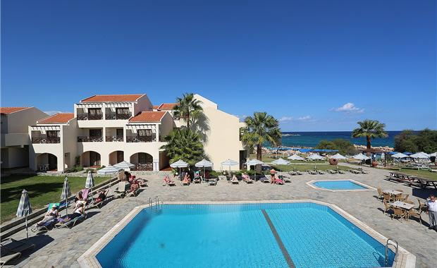 Кипр Mimosa Beach Hotel 3*