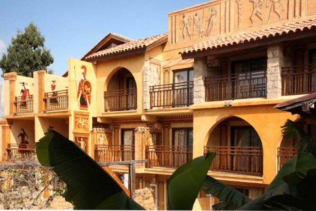 Кипр Roman Boutique Hotel 3*