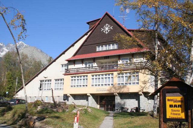 Словакия Сасанка 2*