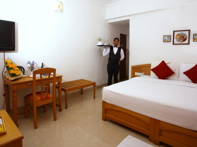 Индия Calangute Towers 3*