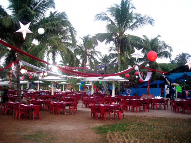 Индия Paradise Village 3* фото №4