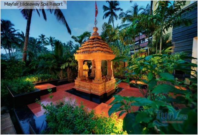 Индия Mayfair Hideaway 4* фото №2