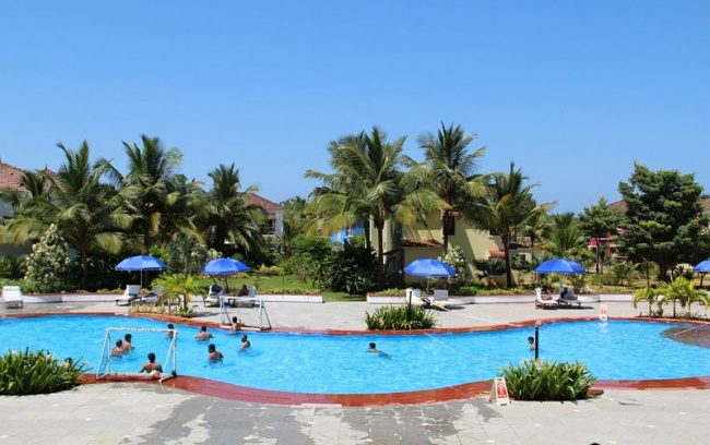 Индия The Radisson Blu Resort Goa 5*