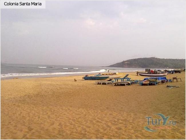 Индия Colonia Santa Maria 3*