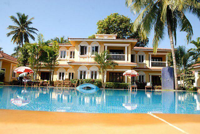Индия Casa de Goa 3*
