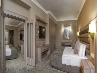 Турция Grand Yazici Hotel Uludag 4*