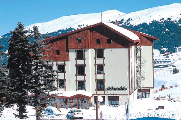 Турция Uslan Hotel 3* фото №1