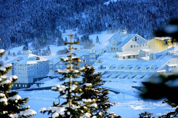 Турция Uslan Hotel 3*