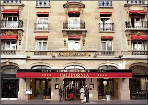 Франция California Champs Elysees   4* фото №2