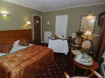 Франция  Normandy Hotel 4*