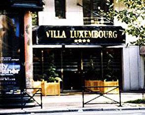 Франция Villa Luxembourg 4*