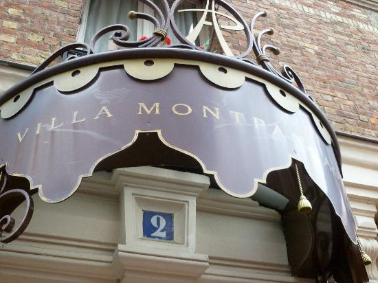 Франция Villa Montparnasse  4*