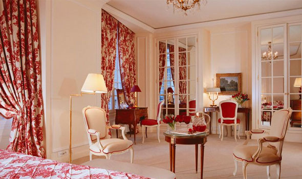 Франция Le Bristol Paris  5*