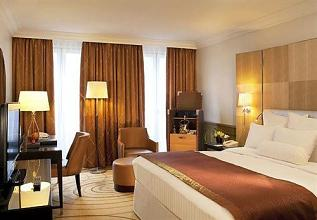 Франция Marriott Hotel Champs-Elysees  5*
