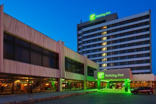 Словакия Holiday Inn Bratislava 4*
