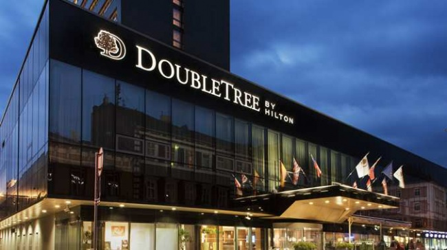 Словакия Double Tree by Hilton 4*